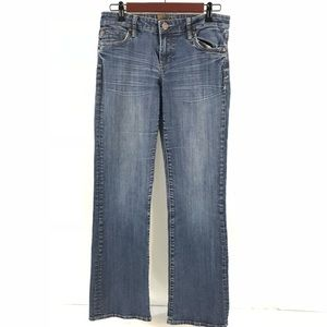 Kut From The Kloth Rachel Boot Cut Jeans Mid Wash